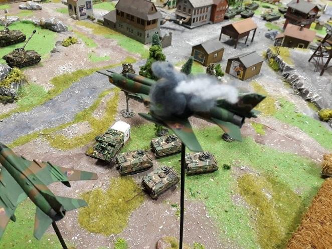 IIIème guerre mondiale, Allemagne de l'Ouest T1_su211