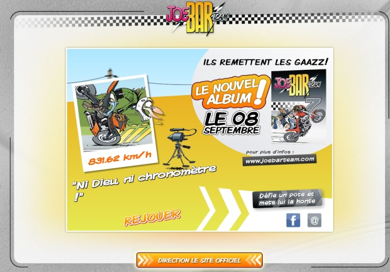 Joe Bar Team : le jeu Clipbo12