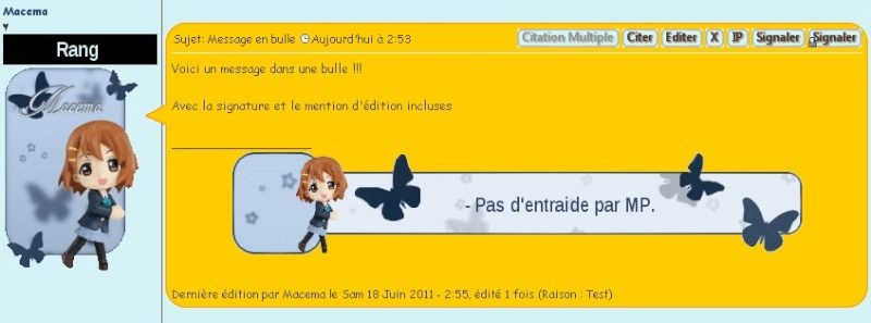 Messages en bulle (PhpBB2 / PunBB) 010