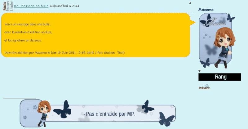 Messages en bulle (PhpBB2 / PunBB) 014