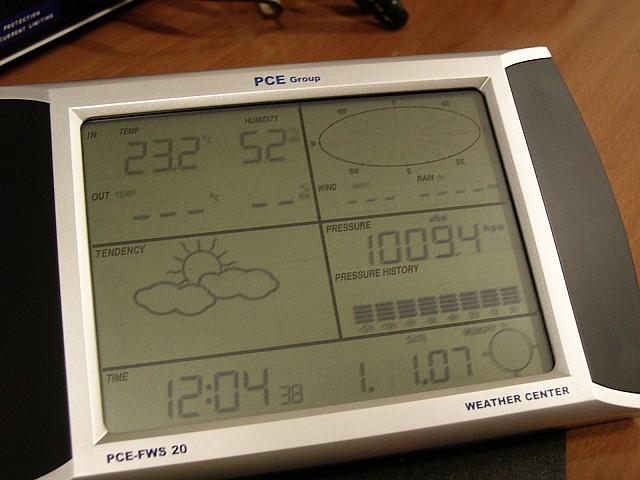 Tutto sulla Stazione meteo PCE fws-20 - Pagina 2 110