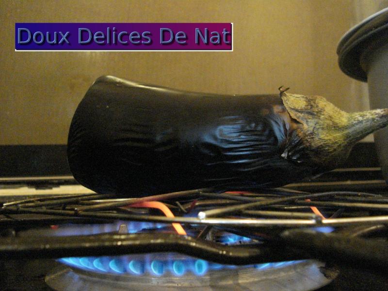 Rougail Bringelle  (accompagnement de viandes Réunionnais) : Dsc00412