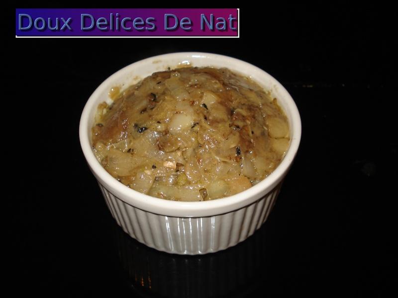 Rougail Bringelle  (accompagnement de viandes Réunionnais) : Dsc00413