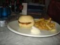 pain a hamburger? Novemb10