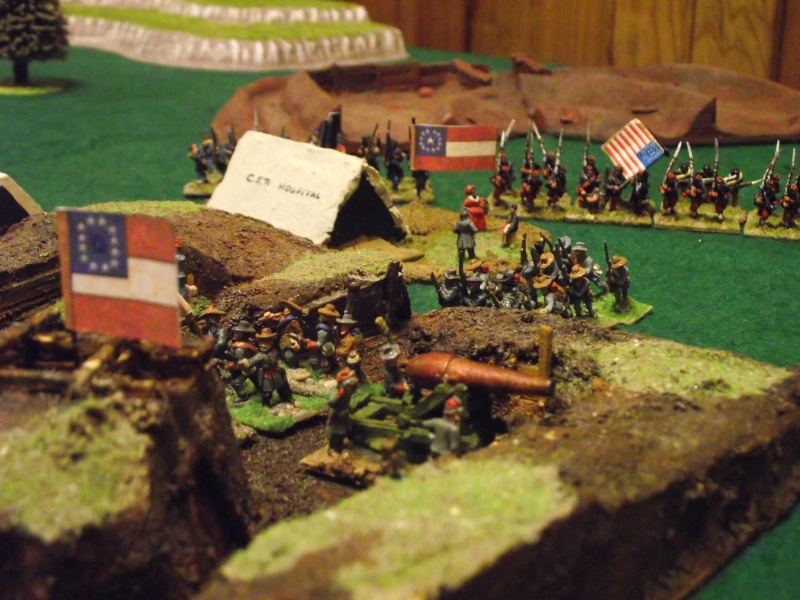 Fort Donelson- 15 février 1862- La rédition 2011_015