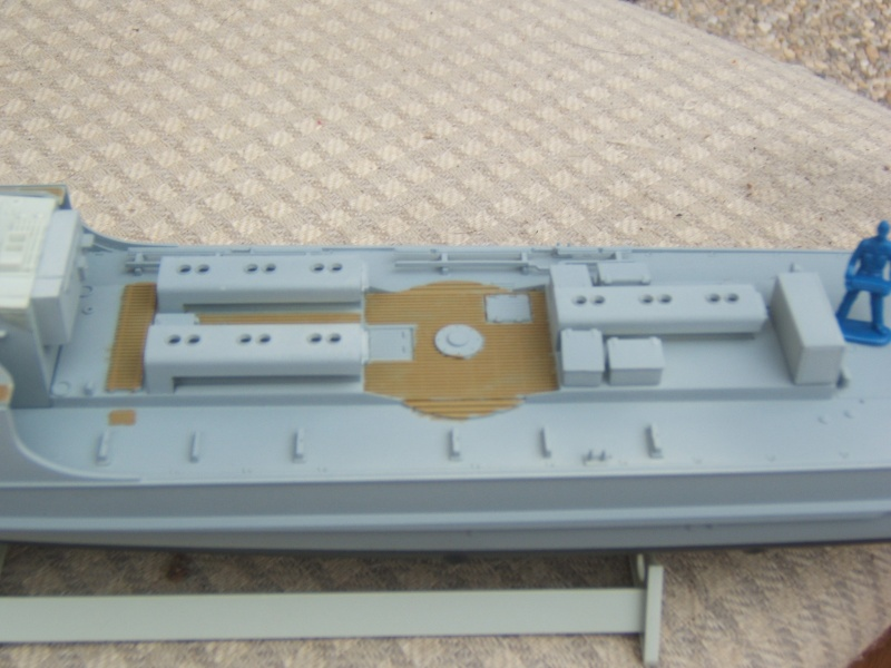 S-100 Par REDOUTABLE au 1/72è - REVELL Dscf3024