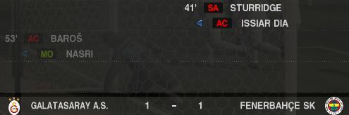 J13/ Galatasaray 1-1 Fenerbahce 2187