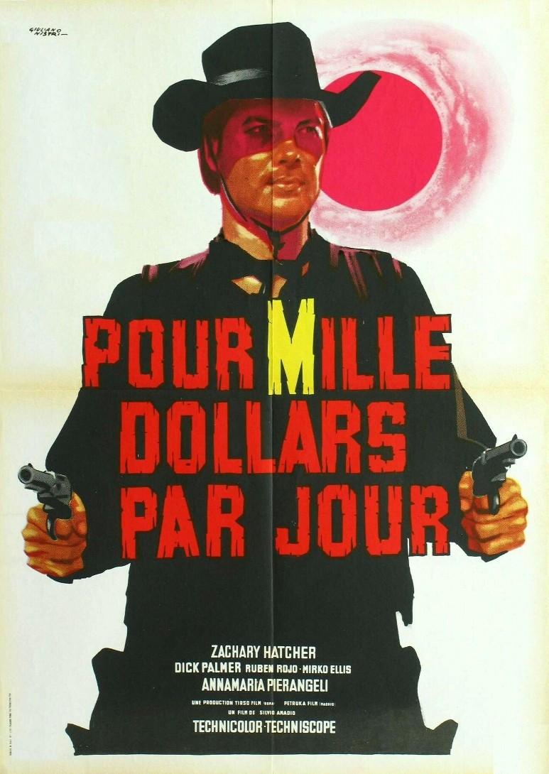 Pour 1000 dollars par jour - Per mille dollari al giorno - 1965 - Silvio Amadio 15704110