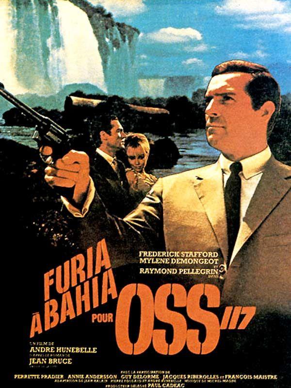 Furia à Bahia pour OSS 117 - 1965 - André Hunebelle 19081110