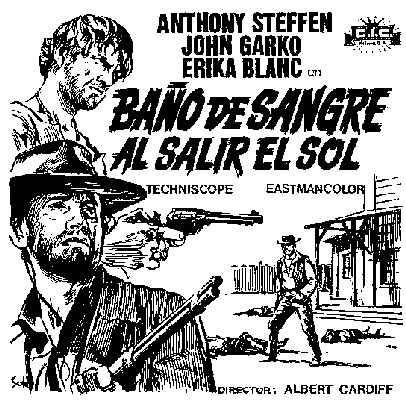 Les colts de la violence - Mille dollari sul nero - 1967 - Alberto Cardone 1966ba10