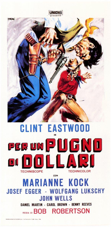 Pour une poignée de dollars - Per un pugno di dollari - 1964  - Sergio Leone 20254810