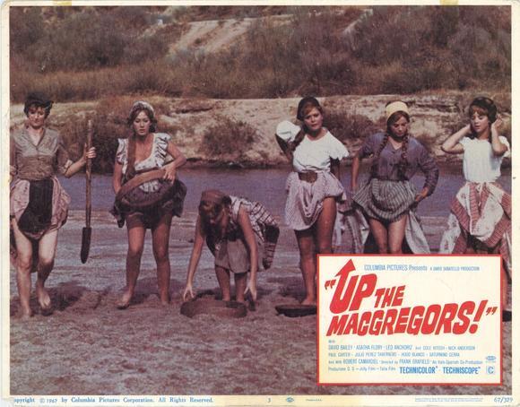 Les 7 écossais explosent - Sette donne per i McGregor - Franco Giraldi - 1966 21984_10