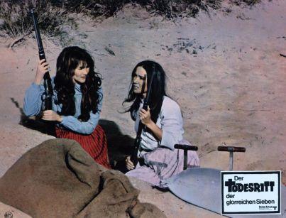 La chevauchée des 7 mercenaires . 1972 . George Mac Cowan . 24328712