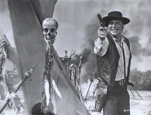 L' Ouest en feu (The Land Raiders), Nathan Juran, 1969. 68776_10