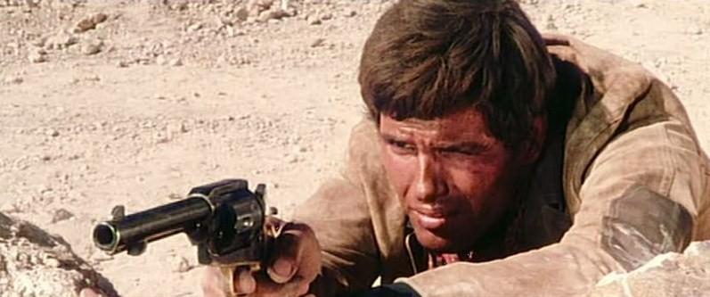 3 cavaliers pour Fort Yuma . Per Pochi Dollari Ancora . 1966 . Giorgio Ferroni. 800px-52