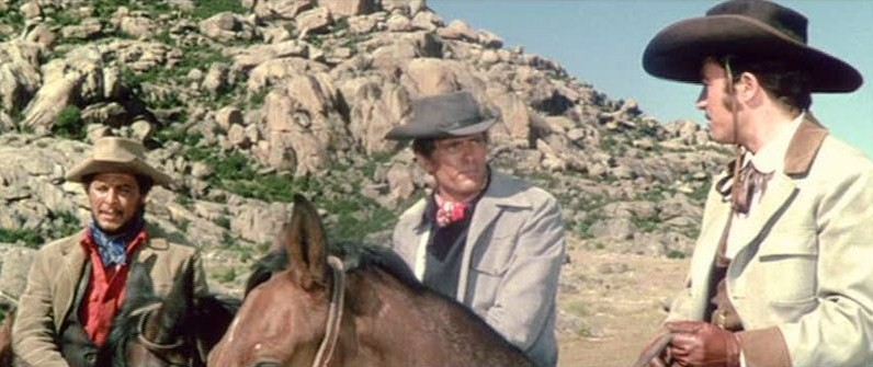 3 cavaliers pour Fort Yuma . Per Pochi Dollari Ancora . 1966 . Giorgio Ferroni. 800px-53