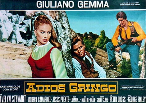 Adios Gringo - 1965 - Giorgio Stegani Adios510