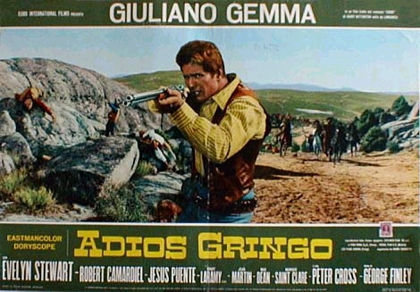 Adios Gringo - 1965 - Giorgio Stegani Adios610