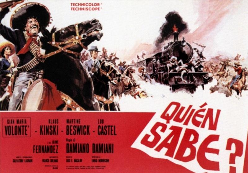 El Chuncho (El Chuncho, Quién Sabe?) - 1967 - Damiano Damiani Chunch10