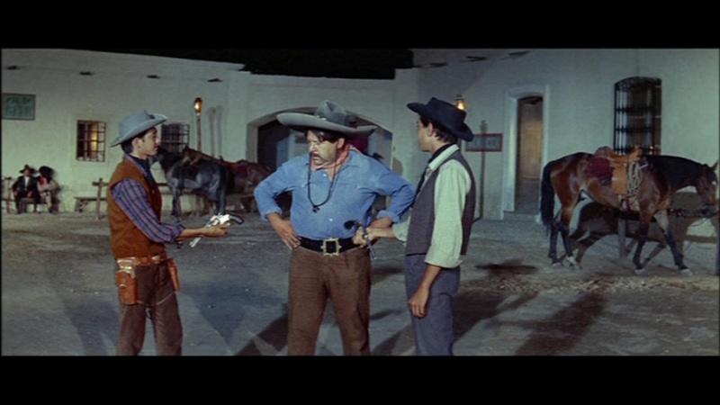Les 3 implacables ( El sabor de la venganza ) –1963- Joaquim ROMERO MARCHENT El_sab13