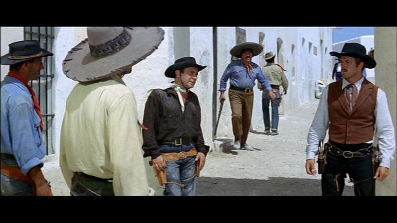 Les 3 implacables ( El sabor de la venganza ) –1963- Joaquim ROMERO MARCHENT El_sab14