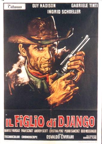 Le Retour de Django - Il figlio di Django - Osvaldo Civirani - 1967 En132710