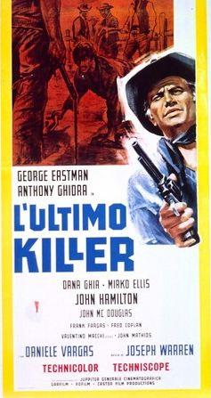 Le Dernier Tueur - L'ultimo Killer - 1967 - Giuseppe Vari En151010