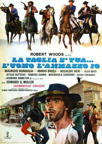 El Puro, La Rançon est à Toi (El Puro se sienta, espera y dispara) -1969 - Edoardo Mulargia En152610