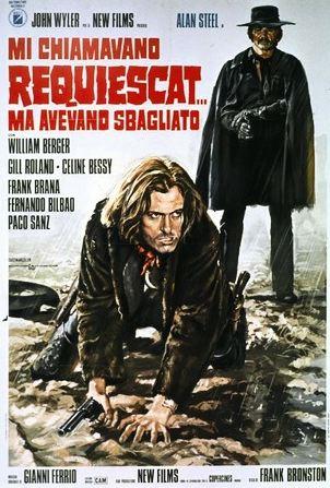 requiem pour un tueur - Mi chiamavano 'Requiescat'... ma avevano sbagliato - 1972 - Mario Bianchi  En168310