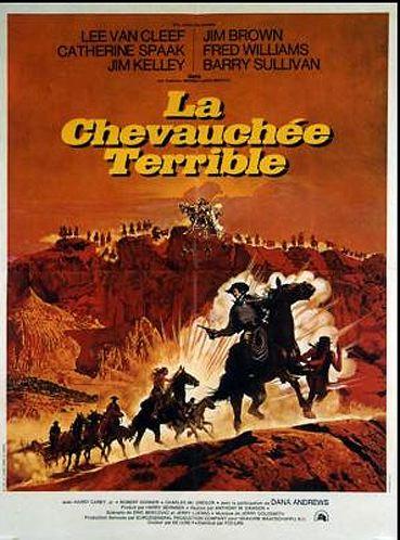 La Chevauchée Terrible - Take a Hard Ride - 1975 - Antonio Margheriti  [ Anthony M. Dawson ] En168410