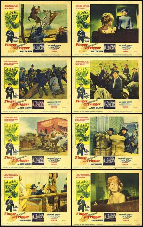Le chemin de l'or - Finger on the Trigger - 1964 - Sidney W. Pink  Lechem11