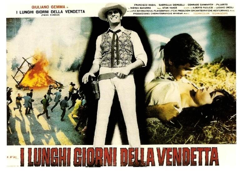 Les longs jours de la vengeance - I lunghi Giorni della Vendetta - 1966 - Florestano Vancini Long_110