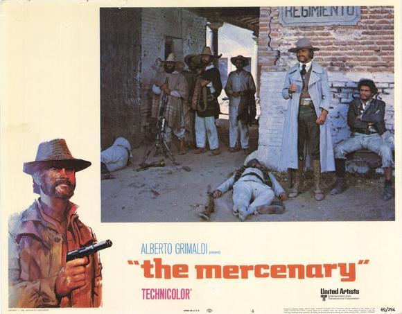 El Mercenario - Il mercenario - Sergio Corbucci - 1968 Merc410