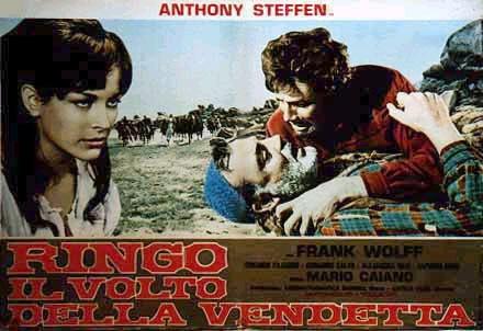La vengeance de Ringo ( Ringo il volto della vendetta ) – 1966 – Mario CAIANO Ringov11