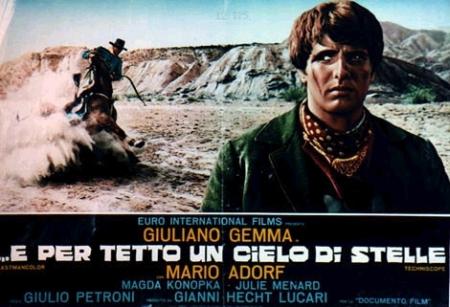 Ciel de plomb -  ...e per tetto un cielo di stelle - 1968 - Giulio Petroni  Sky6b10