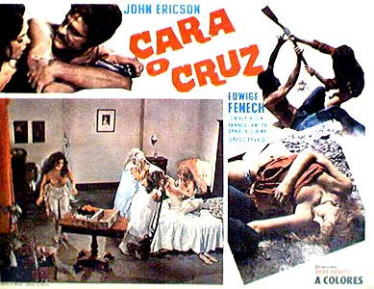 La dernière balle à pile ou face . ( Testa o croce ) 1968 . Piero Pierotti . Testa10