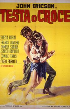 La dernière balle à pile ou face . ( Testa o croce ) 1968 . Piero Pierotti . Testa_10