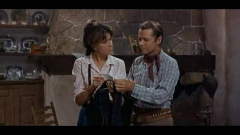 The Texican / Texas kid. 1966 . Lesley Selander Vlcsn190