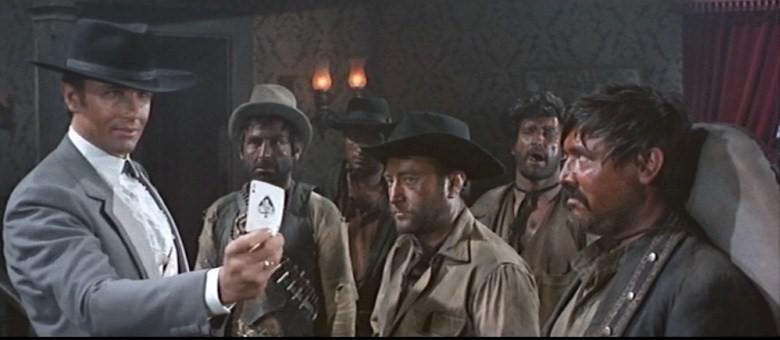 5.000 dollars sur l'as . Pistoleros de Arizona . 1964 . Alfonso Balcazar. Vlcsna87