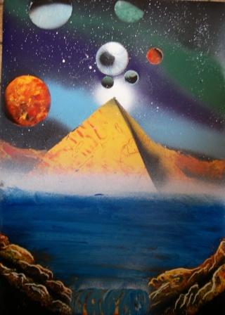 Le retour de loulou!!! et toutes mes peintures actuelles et à venir :) Pyrami12