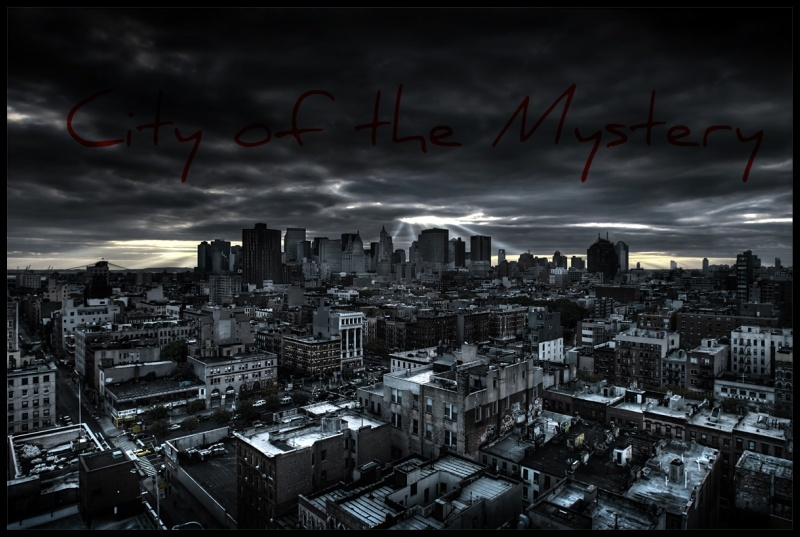 City of the mystery