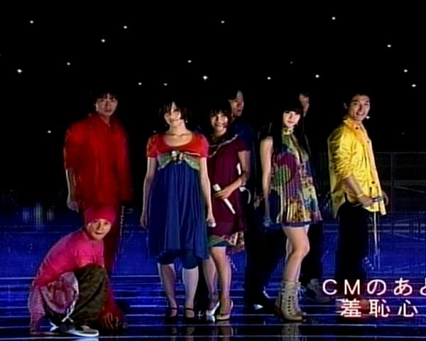 Perfume collaborates with SMAP on SMAP×SMAP again! Perfum10
