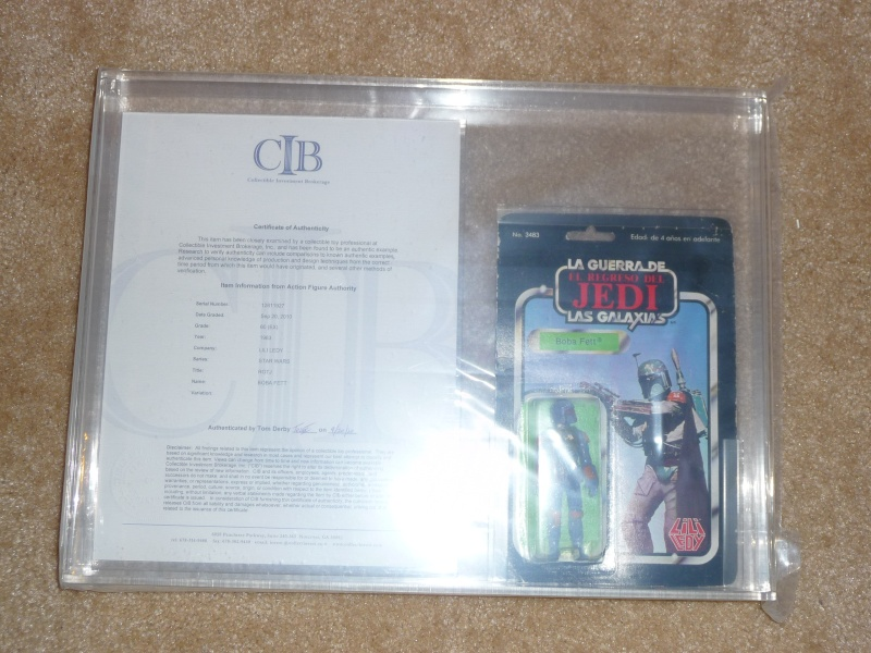 picture of the the only MOC`s Lili Ledy Boba Fett graded!!... looks great!! Bobafe10