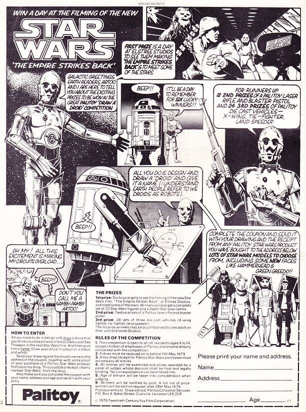 Collecting Vintage Paper Work that show Vintage Star Wars Toys! - Page 8 Look_i10