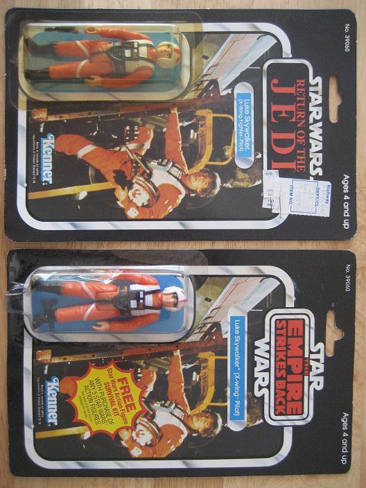 Variant of the week - Luke X-Wing Lukexw10