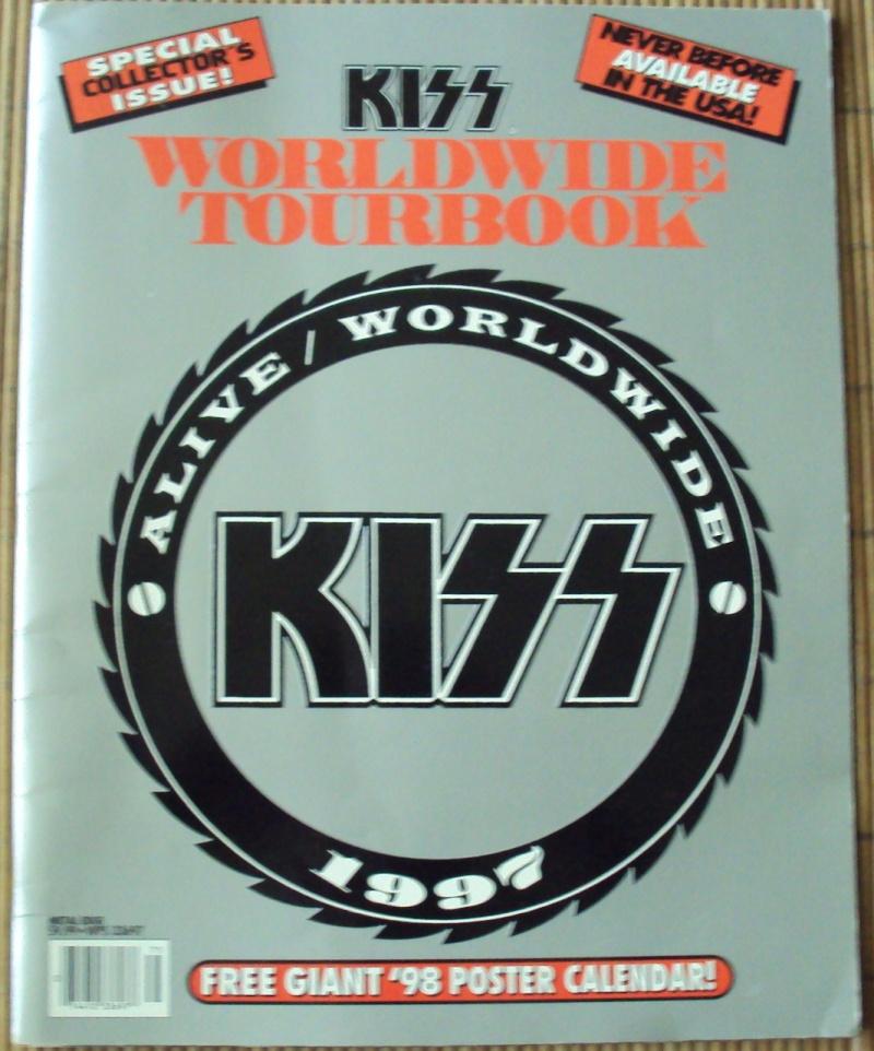 KISS, QUAND TU ME  TOUR.....NES EN BOOK! - Page 4 Dsc02026