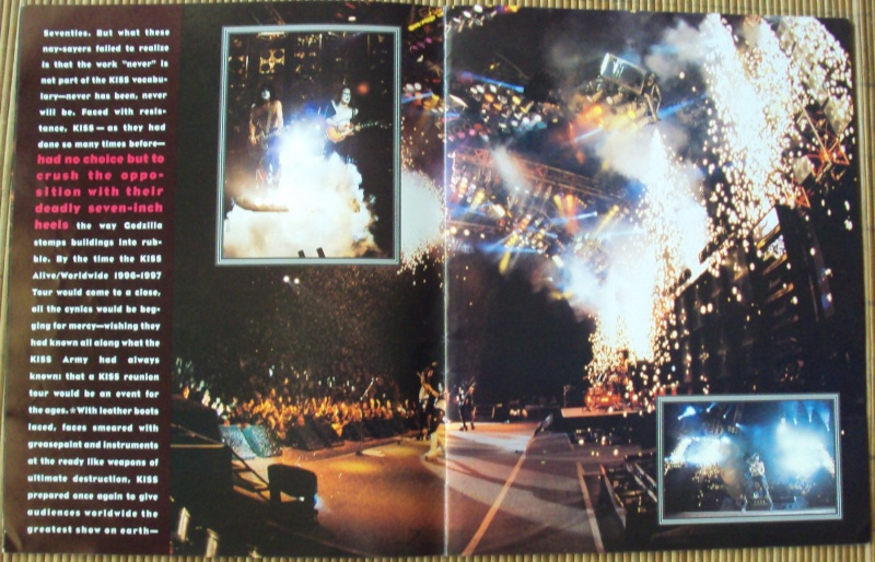 KISS, QUAND TU ME  TOUR.....NES EN BOOK! - Page 4 Dsc02028