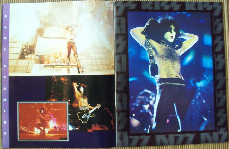 KISS, QUAND TU ME  TOUR.....NES EN BOOK! - Page 4 Dsc02033
