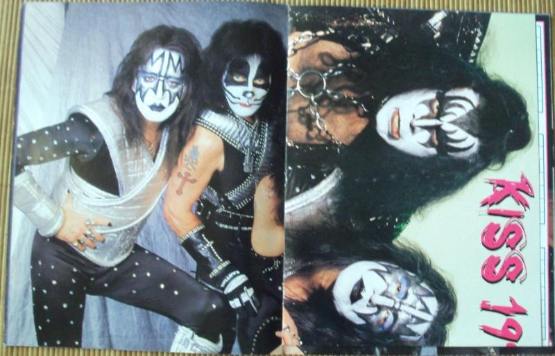KISS, QUAND TU ME  TOUR.....NES EN BOOK! - Page 4 Dsc02036