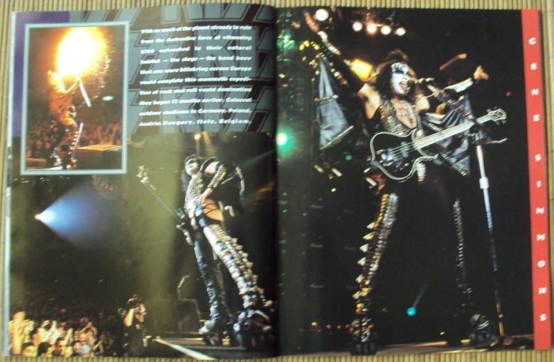 KISS, QUAND TU ME  TOUR.....NES EN BOOK! - Page 4 Dsc02039